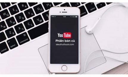 Hướng dẫn chi tiết cách để tải youtube trên các ipad iphone ios cũ
