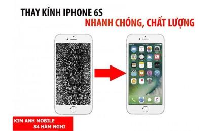 Đia chỉ ép kính, thay mặt kính iphone 6s đà nẵng?phân biệt màn hình iphone 6s zin linh kiện và zin chính hãng
