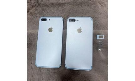 Thay Vỏ iphone 7 plus, 8 plus bản vuông nhiều màu khít đẹp giá rẻ lấy ngay