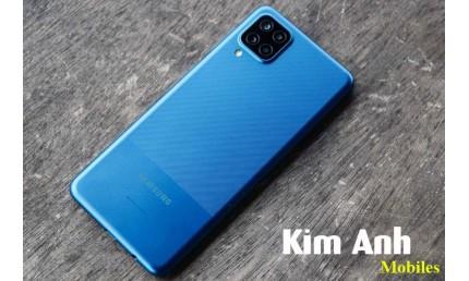 Nơi thay ép kính, màn hình Samsung Galaxy A12 chính hãng chất lượng với mức giá cực kì hấp dẫn